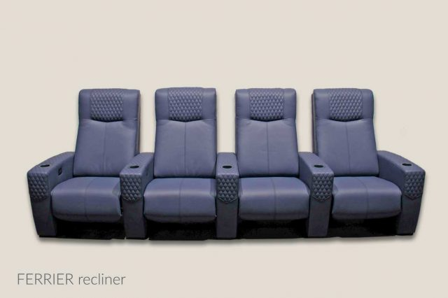 Ferrier row configuration
