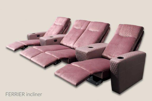 Ferrier model home cinema