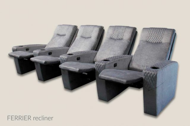 Ferrier motorised chair