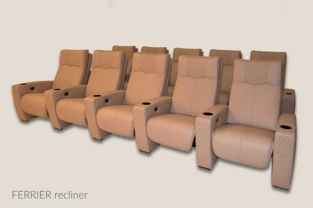 Ferrier model recliner