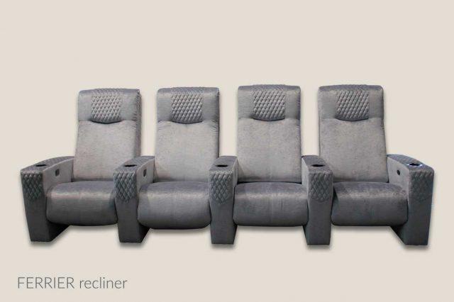 Ferrier model Cineak row configuration