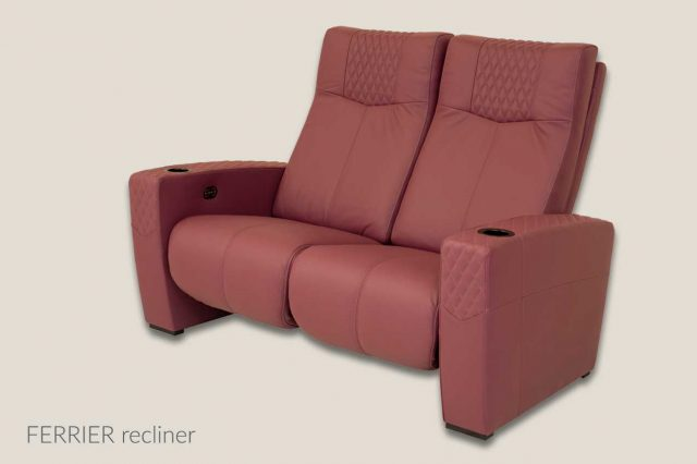 Ferrier love chair