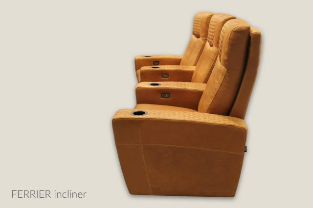 FERRIER incliner side view
