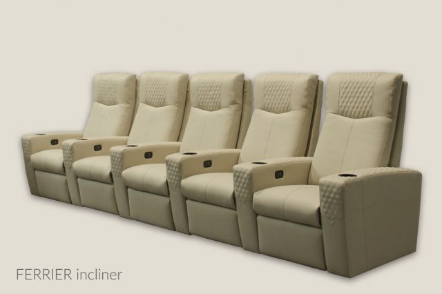 Ferrier incliner row