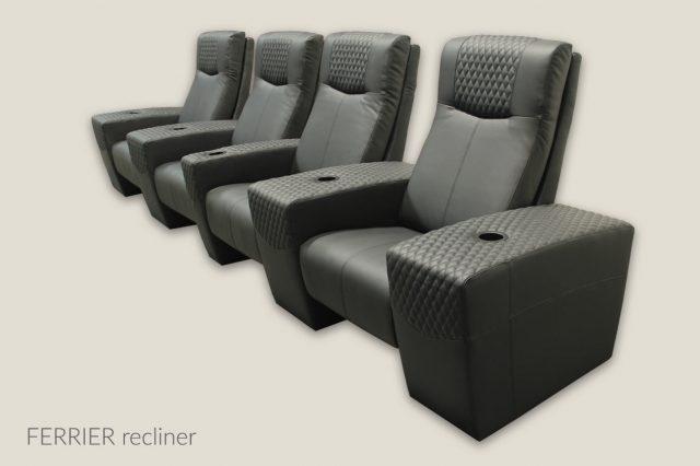 Ferrier recliner