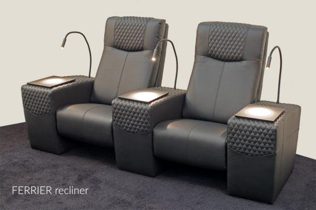 FERRIER cinema seating