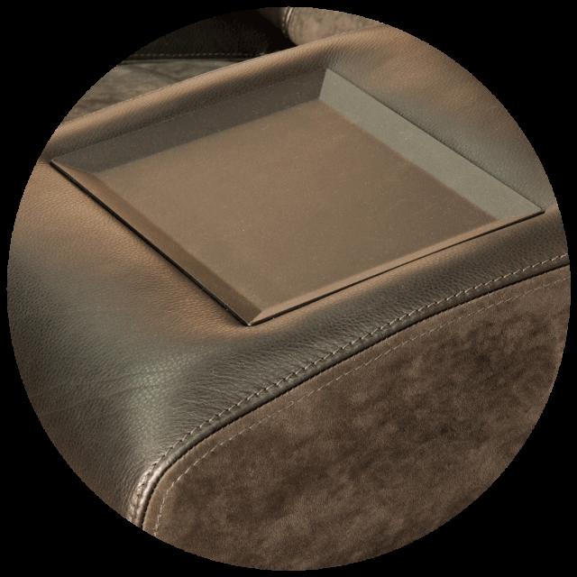 Inlay tray