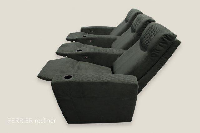 Ferrier recliner Cineak