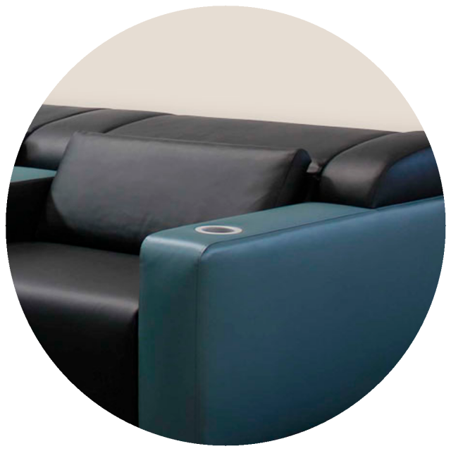 Combined Upholstery