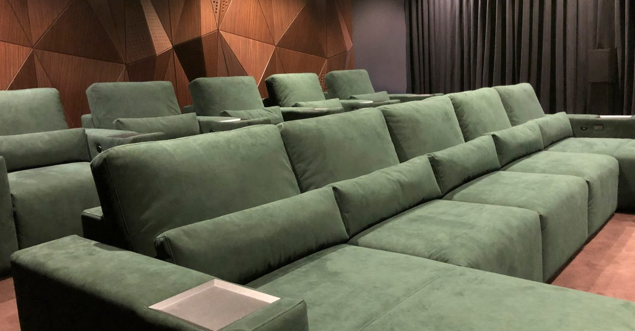 Home_theater with LARGO seating