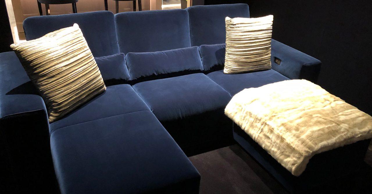 Largo Home Theater Seating - Homeplay luxury cinema