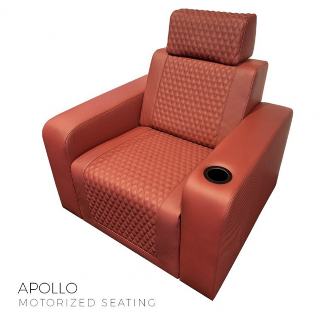 Cineak Luxury seating - ISE 2020