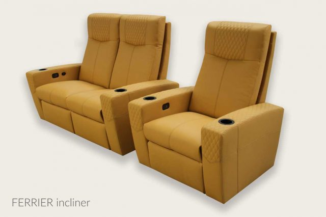 Ferrier single and love-seat