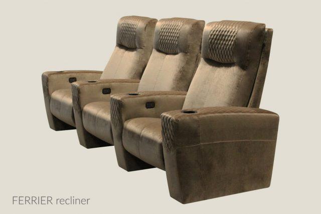 Ferrier recliner model