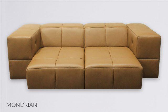 Mondrian sofa motorised