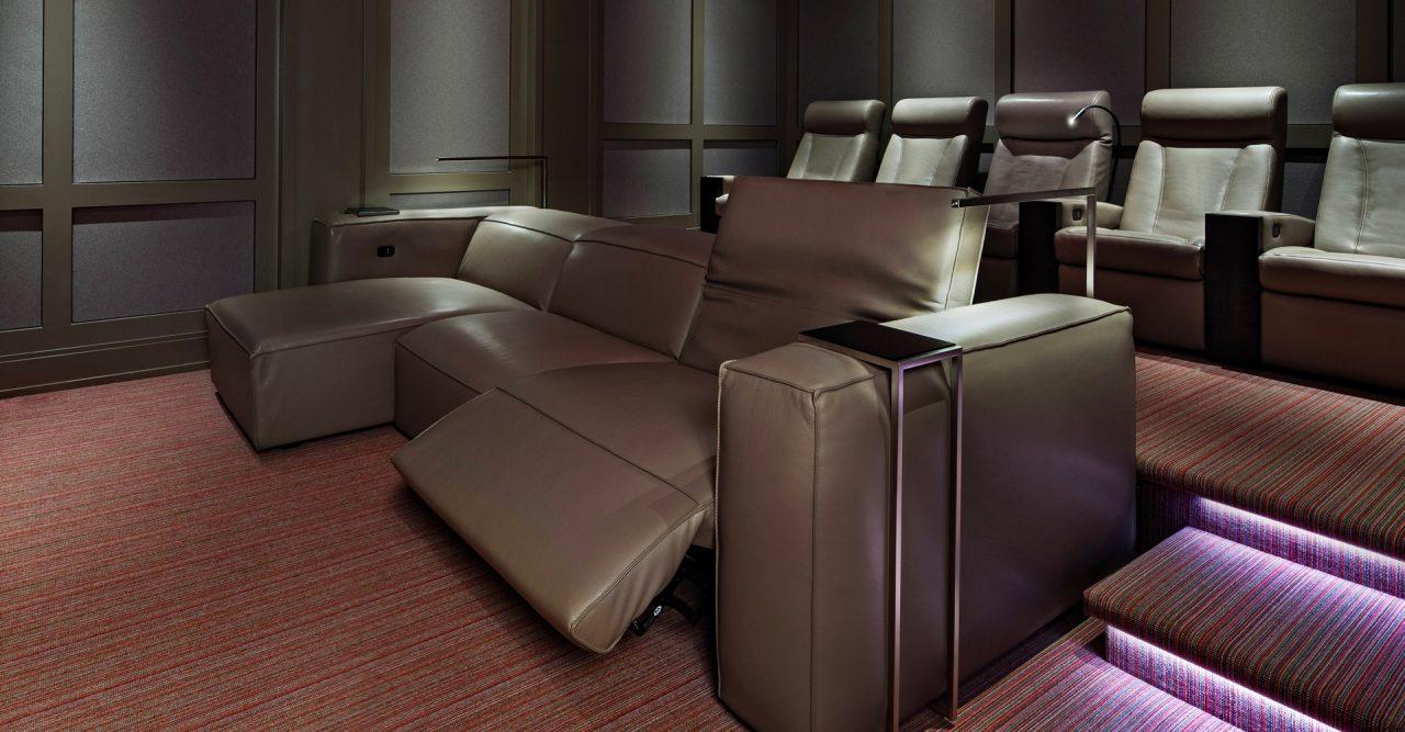 Gramercy& Escana Luxury Theater