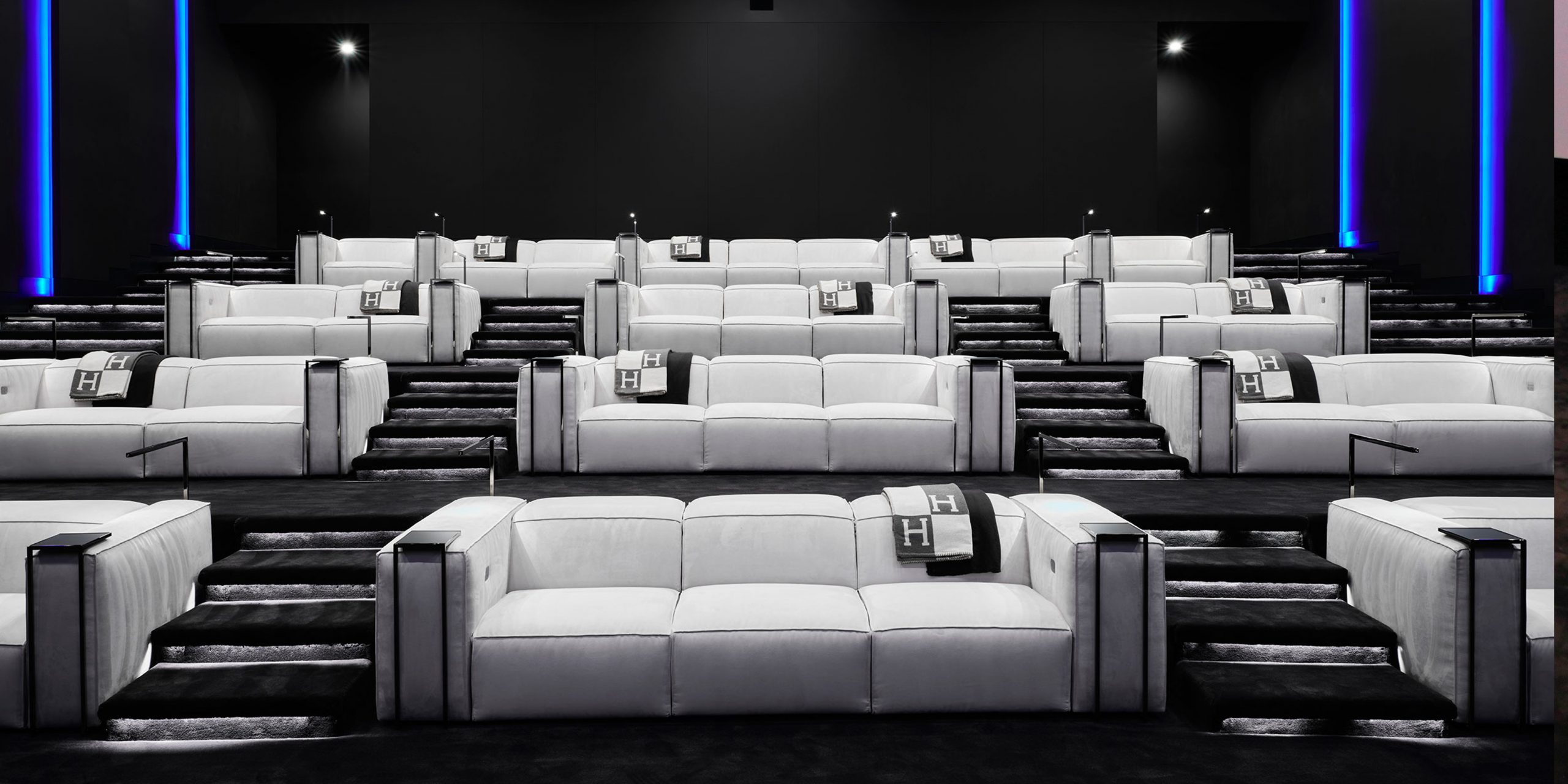The One - Gramercy Theater Luxury Home Theater Modern contemporary