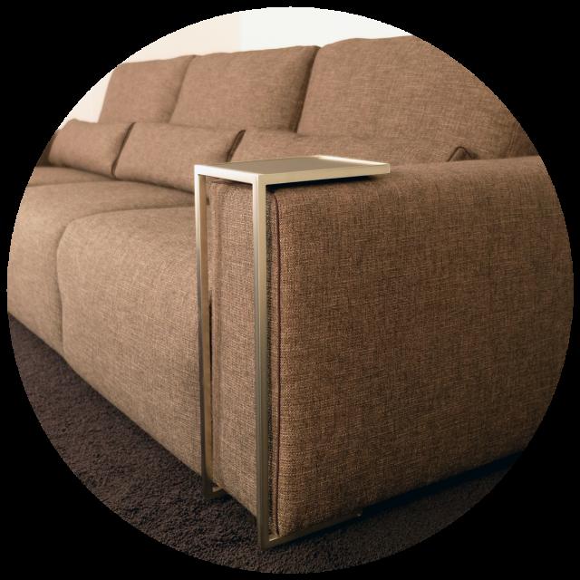 largo table design sofa home theater
