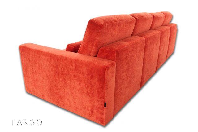 Largo luxury motorised sofa